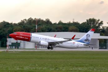 SE-RPJ - Norwegian Air Sweden Boeing 737-86J