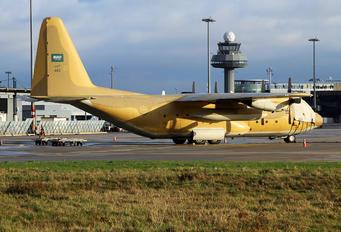 483 - Saudi Arabia - Air Force Lockheed VC-130H Hercules