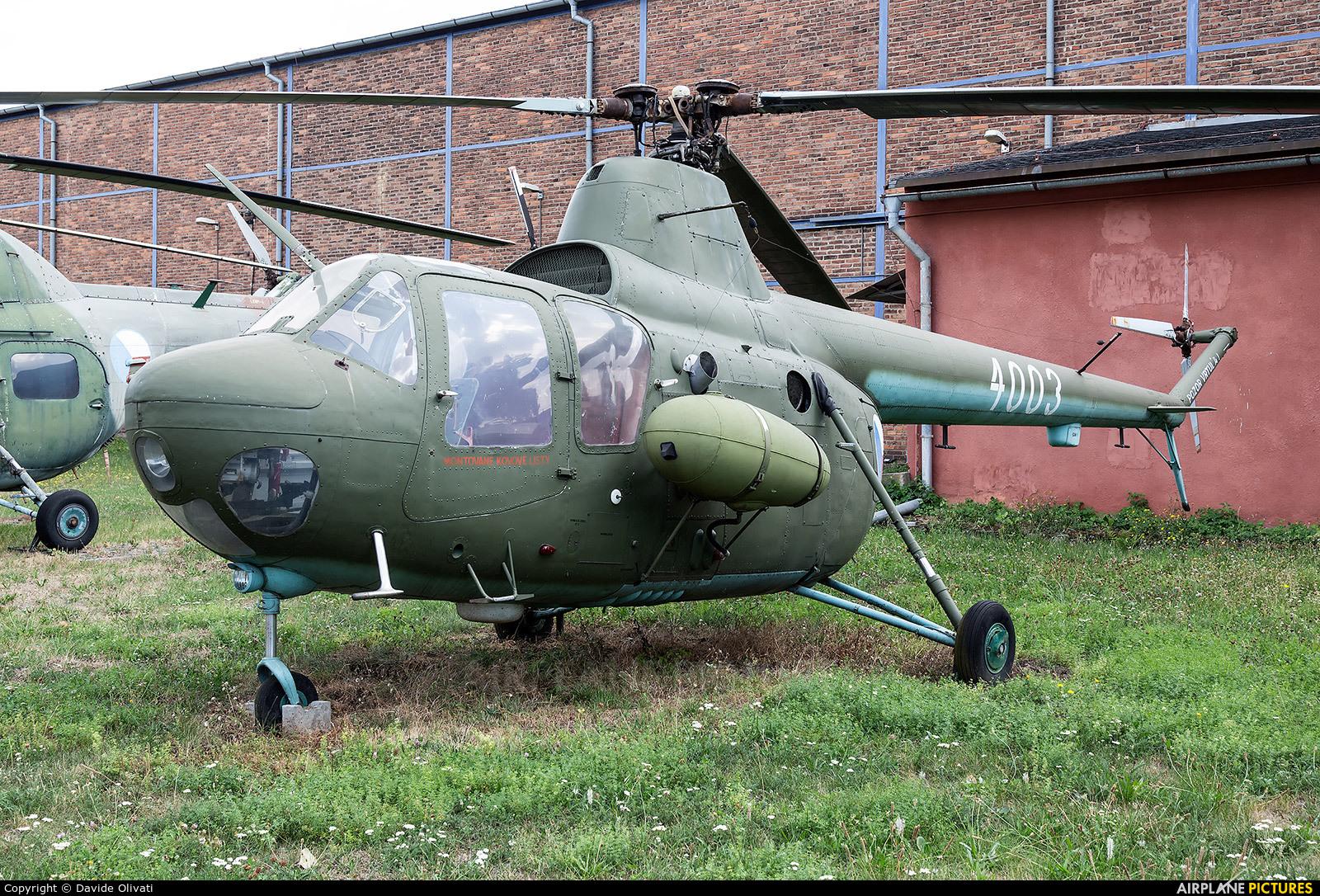 Czechoslovak - Air Force 4003 aircraft at Prague - Kbely, Letecké muzeum