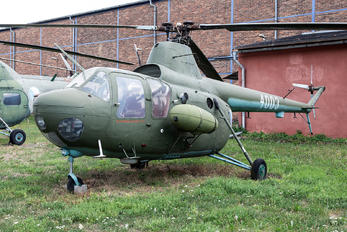 4003 - Czechoslovak - Air Force Mil Mi-1/PZL SM-1