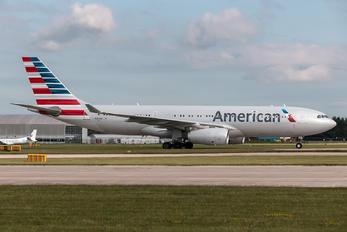 N291AY - American Airlines Airbus A330-200