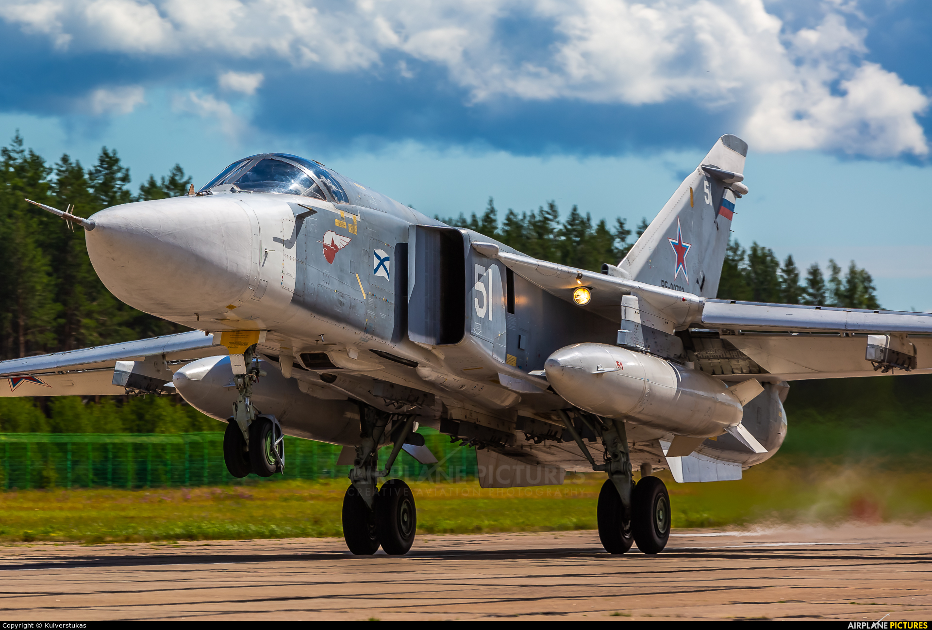 Russia - Air Force RF-90783 aircraft at Undisclosed Location