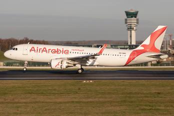 CN-NMO - Air Arabia Maroc Airbus A320