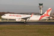 CN-NMO - Air Arabia Maroc Airbus A320 aircraft