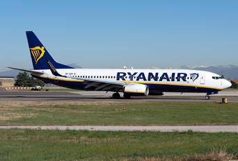 9H-QDH - Ryanair (Malta Air) Boeing 737-8AS