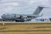 USAF C-17 visit at Berlin - Brandenburg title=