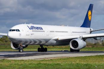 D-AIKE - Lufthansa Airbus A330-300