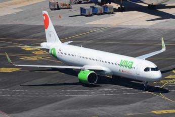 XA-VBA - VivaAerobus Airbus A321 NEO