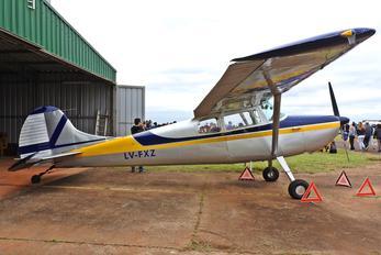 LV-FXZ - Private Cessna 170