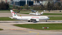 First visit of Royal Air Maroc Cargo at Zurich title=