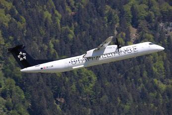 OE-LGR - Austrian Airlines/Arrows/Tyrolean de Havilland Canada DHC-8-400Q / Bombardier Q400