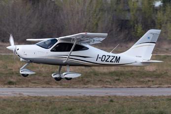I-OZZM - Cirrus Aviation Tecnam P2008