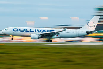 LZ-ONE - GullivAir Airbus A330-200