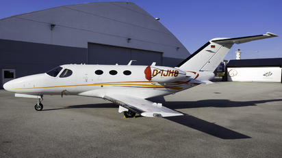 D-IJHO - Private Cessna 510 Citation Mustang