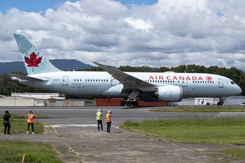 C-GHPX - Air Canada Boeing 787-8 Dreamliner