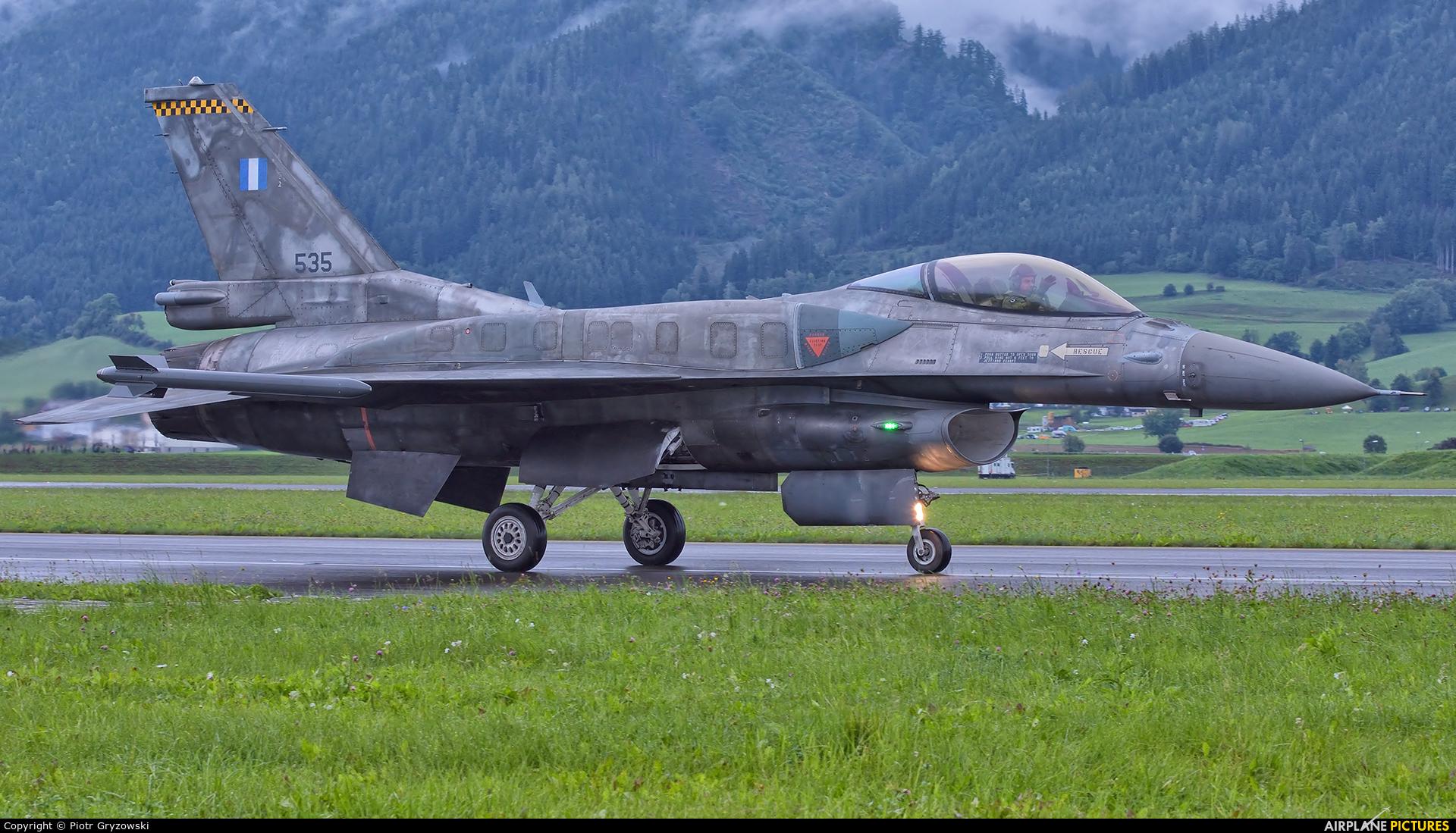 Greece - Hellenic Air Force 535 aircraft at Zeltweg