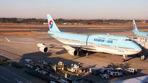 HL7404 - Korean Air Boeing 747-400 aircraft