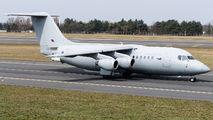 ZE708 - Royal Air Force British Aerospace BAe 146-200/Avro RJ85 aircraft