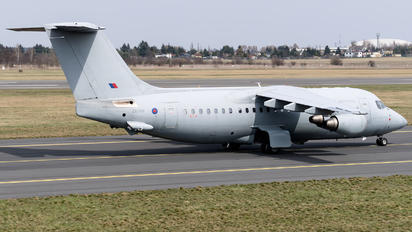 ZE708 - Royal Air Force British Aerospace BAe 146-200/Avro RJ85