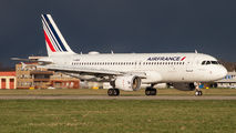F-HBNK - Air France Airbus A320 aircraft