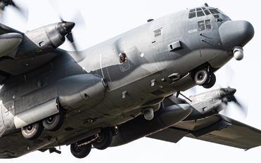 87-9288 - USA - Air Force Lockheed MC-130W Hercules