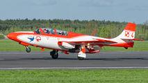1708 - Poland - Air Force: White & Red Iskras PZL TS-11 Iskra aircraft