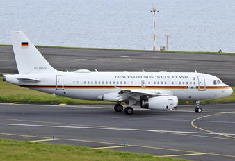 15-01 - Germany - Air Force Airbus A319 CJ