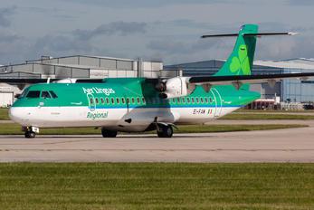 EI-FAW - Aer Lingus Regional ATR 72 (all models)