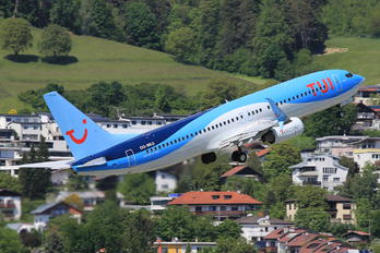 OO-SRO - TUI Airlines Belgium Boeing 737-800