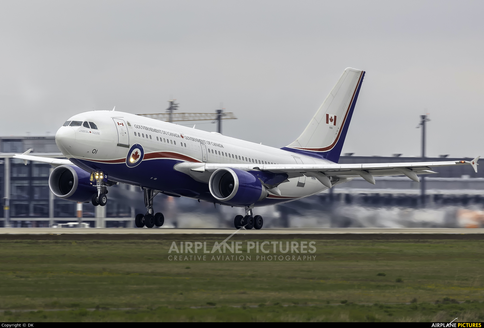 Canada - Air Force 15001 aircraft at Berlin - Brandenburg
