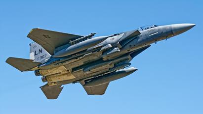 91-0307 - USA - Air Force McDonnell Douglas F-15E Strike Eagle