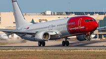 EI-FJU - Norwegian Air International Boeing 737-800 aircraft
