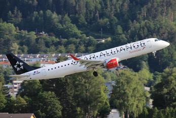 OE-LWH - Austrian Airlines/Arrows/Tyrolean Embraer ERJ-195 (190-200)