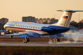 RF-65912 - Russia - Ministry of Internal Affairs Tupolev Tu-134AK