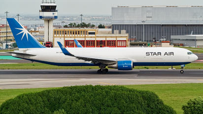 OY-SRW - Star Air Boeing 767-300F