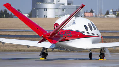 SP-AER - Private Cirrus Vision SF50
