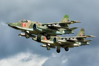 RF-93054 - Russia - Air Force Sukhoi Su-25SM