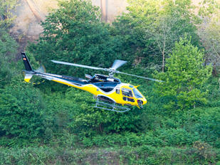 EC-MXT - AirWorks Helicopters Eurocopter AS350B3