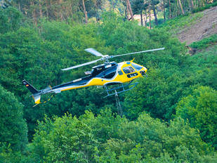 EC-LXO - AirWorks Helicopters Eurocopter AS350B3