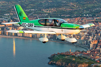 EC-DRF - Falcon Air Academy Socata TB9 Tampico