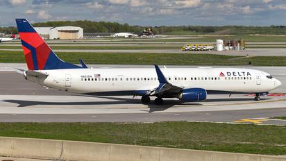 N851DN - Delta Air Lines Boeing 737-900ER