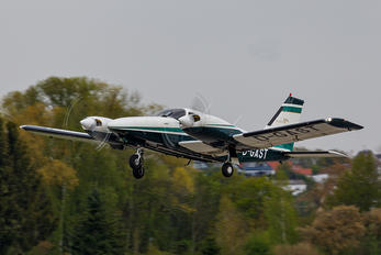 D-GAST - Private Piper PA-34 Seneca