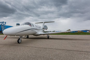 N525RP - Private Cessna 525 CitationJet