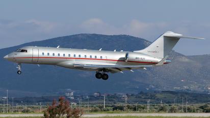 9H-VJH - Vistajet Bombardier BD-700 Global 6000