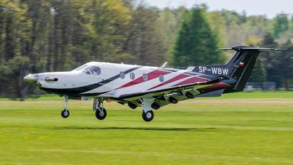 SP-WBW - Private Pilatus PC-12
