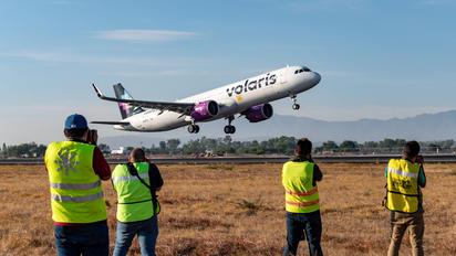 N535VL - Volaris Airbus A321 NEO