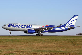 N819CA - National Airlines Airbus A330-200