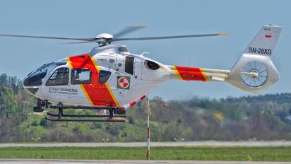 SN-28XG - Poland - Polish Border Guard Eurocopter EC135 (all models)