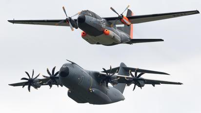 50-40 - Germany - Air Force Transall C-160D