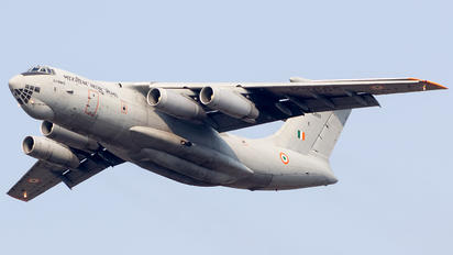 K2665 - India - Air Force Ilyushin Il-76 (all models)